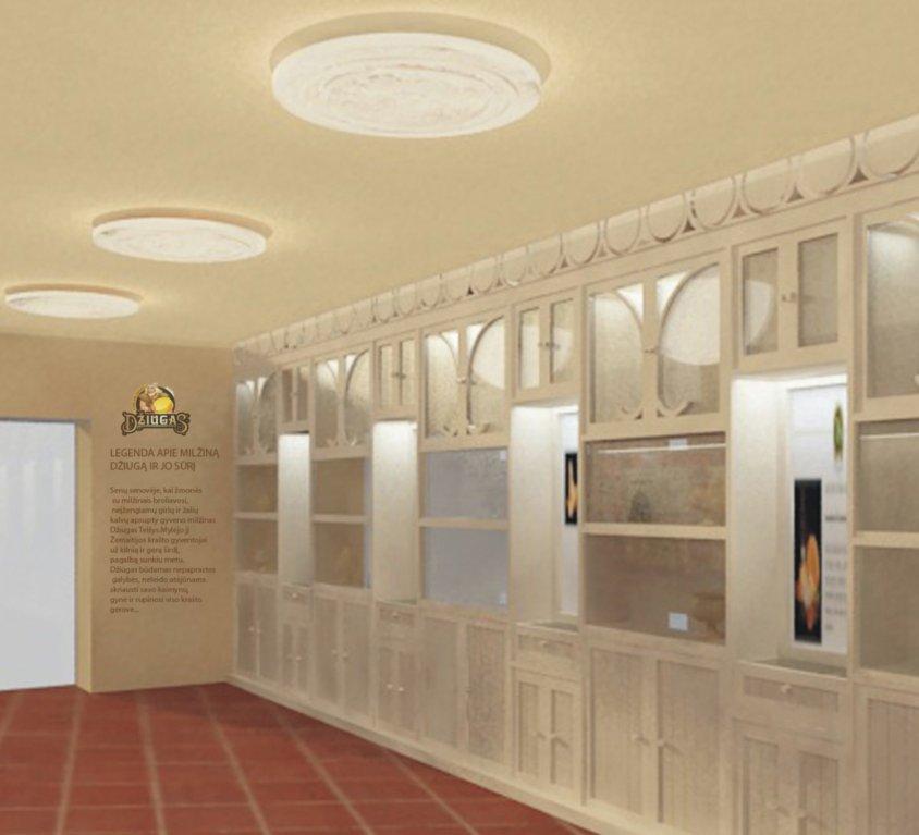 Muziejaus projektas