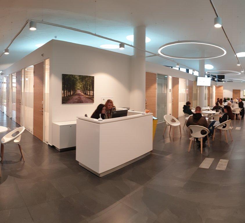 AB Bankas SWEDBANK, centrinė būstinė