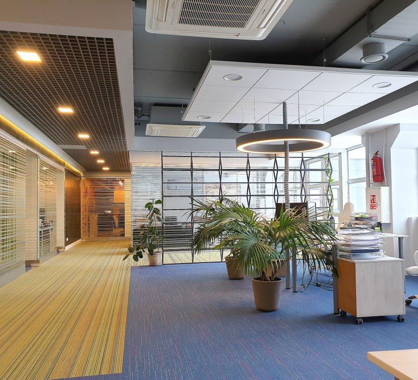 Verslo centras WINGS 5 aukšto biuro patalpos